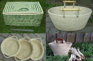 Basketry and Boxes